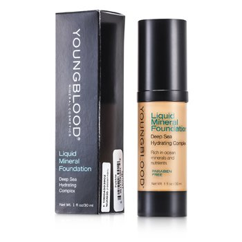 Youngblood Base Liquida Mineral - Pebble
