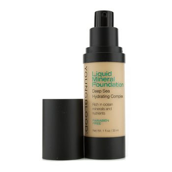 Youngblood Base Liquida Mineral - Sand