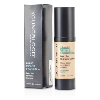 Youngblood Base Liquida Mineral - Sun Kissed