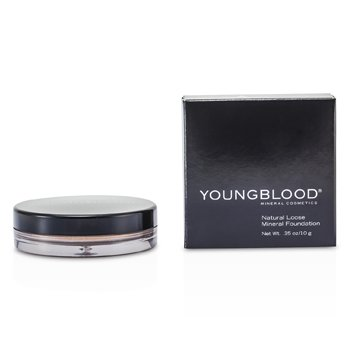 Youngblood Pó base Natural solto Mineral - Cool Beige
