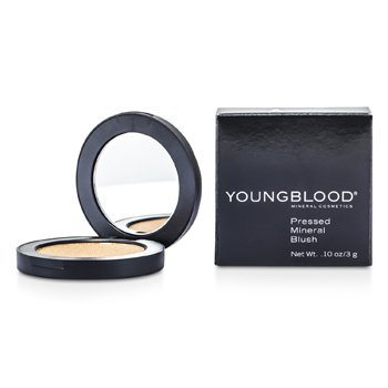 Youngblood Blush Pressed Mineral  - Nectar