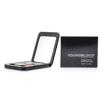 Youngblood Quadrado de sombras Pressed Mineral - Eternit