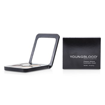 Youngblood Quadrado de sombras Pressed Mineral - Timeless