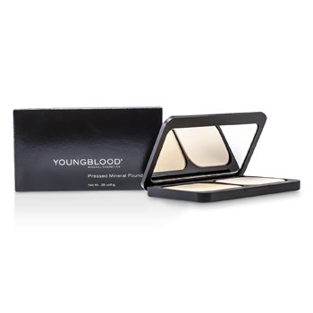 Youngblood Base Pressed Mineral  - Barely Beige
