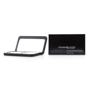 Youngblood Base Pressed Mineral  - Warm Beige