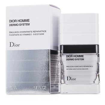 Christian Dior Homme Dermo System Repairing Hidratante Emulsion