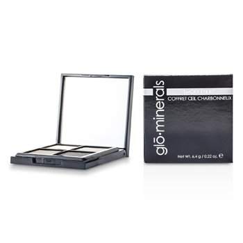 GloMinerals Kit p/ os olhos GloSmoky