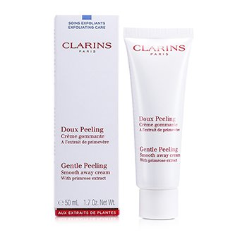 Clarins Creme exfoliante Gentle Peeling Smooth Away