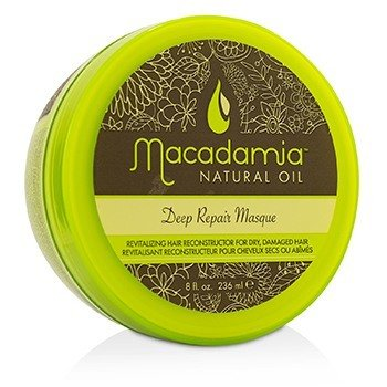 Macadamia Natural Oil Deep Repair Masque ( Cabelo danificado, seco )