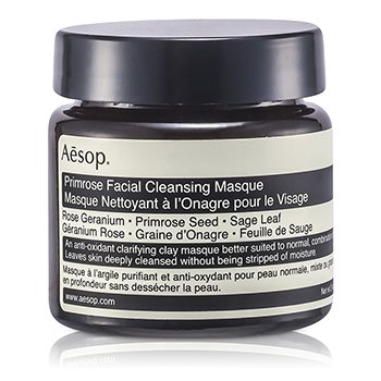 Aesop Mascara facial Primrose Cleasing