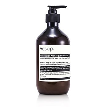 Aesop Resurrection Aromatique Hand Bálsamo
