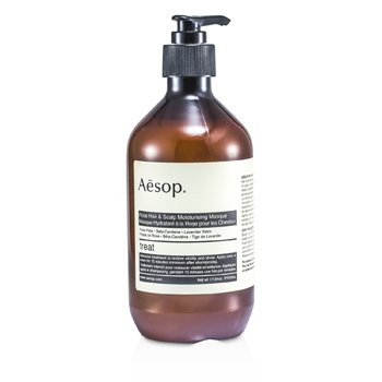 Aesop Máscara Hidratante Rose Hair & Scalp