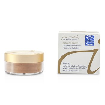 Jane Iredale Pó solto Amazing Base Loose Mineral Powder SPF 20 - Caramel