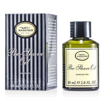 The Art Of Shaving Óleo p/ antes de barbear - Unscented ( P/ pele sensivel )