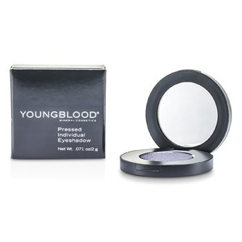 Youngblood Pressed Individual Sombra - Sapphire