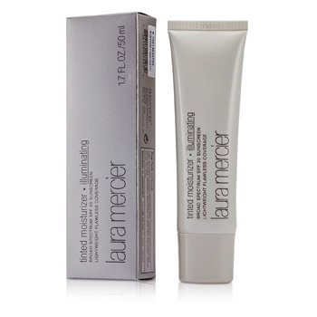 Laura Mercier Base hidratante Illuminating Tinted SPF 20 - Golden Radiance