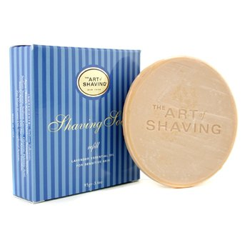 The Art Of Shaving Shaving Soap Refill - Lavender Óleo essencial ( P/ pele sensivel )