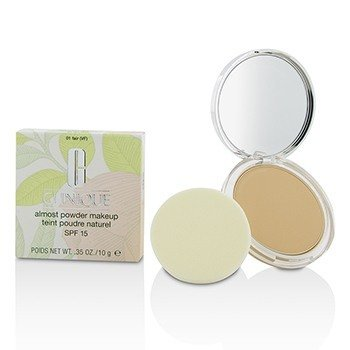 Clinique Pó compacto Almost Powder MakeUp SPF 15 - No. 01 Fair