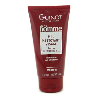 Guinot Gel Tres Homme Facial Cleansing
