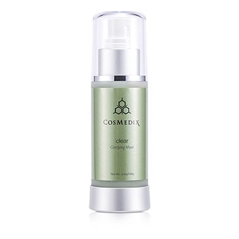 CosMedix Clear (30 ml) Titanium Micro Needle Roller Derma Anti Acne Scars Stretch Marks Age Spots 1.5mm