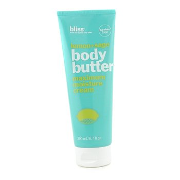 Bliss Lemon + Sage Corpo Butter