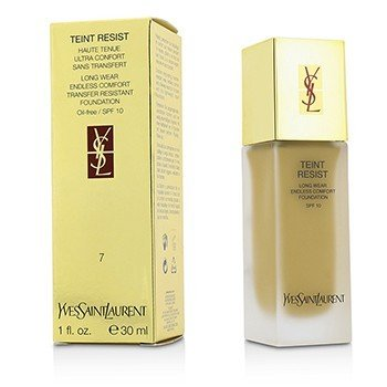 Yves Saint Laurent Base Teint Resist Long Wear Transfer Resistant SPF10 ( S/ óleo ) - #07 Pink Beige