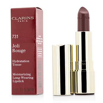 Clarins Batom Joli Rouge ( Long Wearing Moisturizing Batom Lipstick ) - # 731 Rose Berry