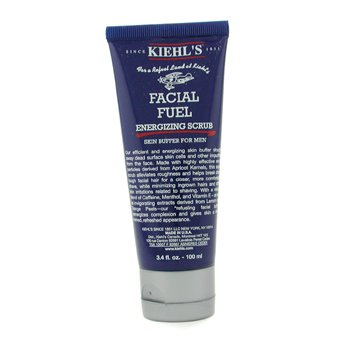 Facial exfoliating Fuel Energizing Scrub
