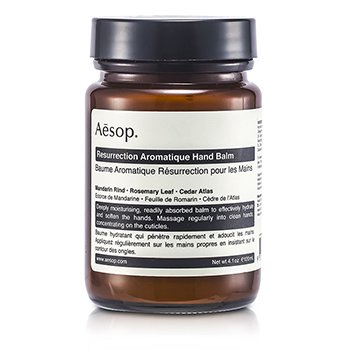 Aesop Creme p/ mãos Resurrection Aromatique