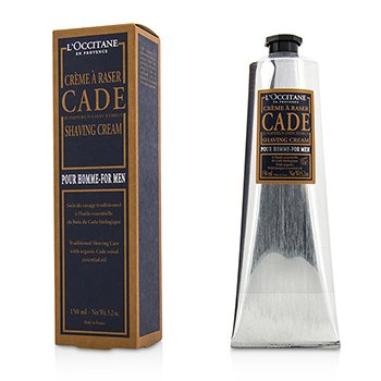 LOccitane Creme de barbear Cade For Men