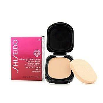 Shiseido Base Advanced Hydro Liquid Compact SPF10 Refill - I20 Natural Light Ivory