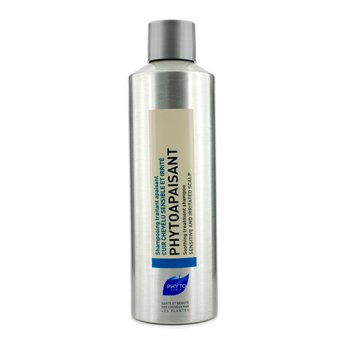 Phyto Shampoo Phytoapaisant Soothing Treatment  ( P/ escalpo sensivel e irritado )