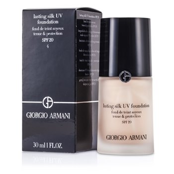 Giorgio Armani Base Lasting Silk UV SPF 20 - # 4  Light Sand