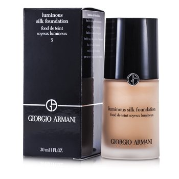 Giorgio Armani Base Luminous Silk  - # 5 (Warm Beige)