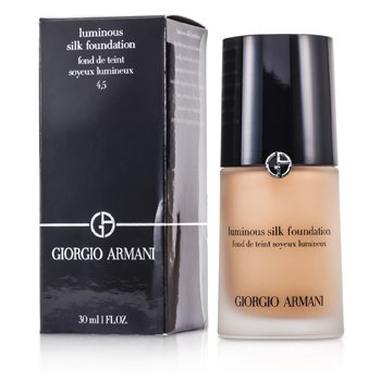 Base Luminous Silk Foundation - # 4.5 (Sand)