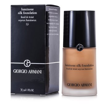 Giorgio Armani Base Luminous Silk Foundation - # 5.5 (Natural Beige)