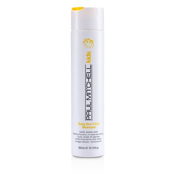 Paul Mitchell Shampoo Baby Dont Cry ( Gentle Tearless Wash )