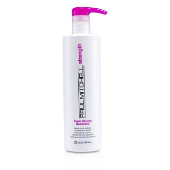 Paul Mitchell Tratamento Super Strong Treatment ( Rebuilds and Restores )
