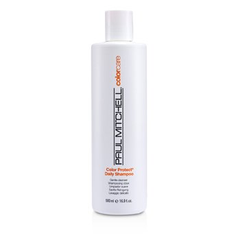 Paul Mitchell Shampoo Color Protect Daily ( suave)