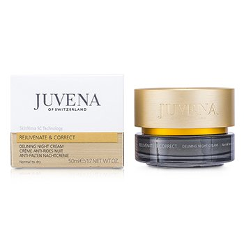 Juvena Delining Creme noturno ( Normal To Seca )