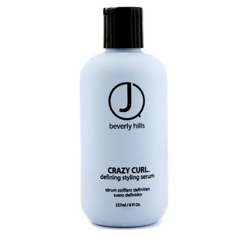 J Beverly Hills Serum Crazy Curl Defining Styling