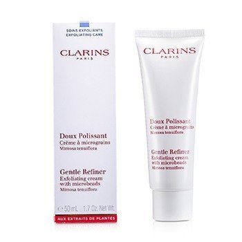 Clarins Gentle Refiner Exfoliating Cream with Microbeads