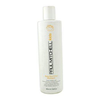 Paul Mitchell Shampoo Baby Dont Cry