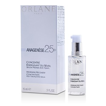Orlane Soro Antiidade Anagenese 25+ Morning Recovery Concentrate First Time-Fighting