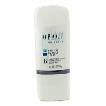 Obagi Protetor Nu Derm Physical UV Block SPF 32