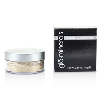 GloMinerals Pó GloRedness Relief Powder