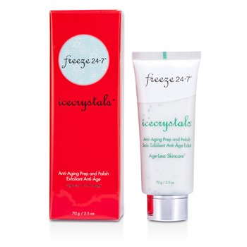 Freeze 24/7 Exfoliante antiidade IceCrystals Anti-Aging Prep & Polish