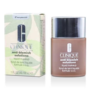 Clinique Maquiagem liquida Anti Blemish Solutions - # 07 Fresh Golden
