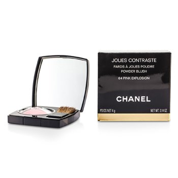 Chanel Pó facial  blush - No. 64 Pink Explosion