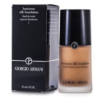 Giorgio Armani Base Luminous Silk  - # 7 Tan